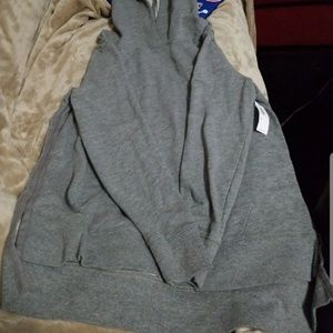 Brand new gray old Navy sweater